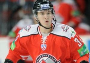 В сборную Украины вызвали хоккеиста с российским паспортом