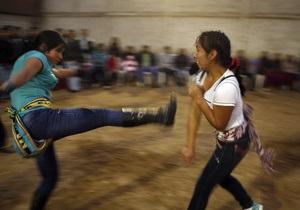 Дівчачі бійки - негативний вплив - зниження IQ