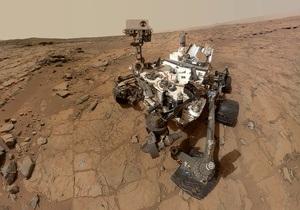 Рік Curiosity на Червоній планеті: марсохід заспівав Happy Birthday to you