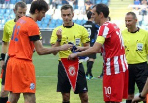 Выездной матч Черноморца против Црвены Звезды покажут на стадионе в Одессе