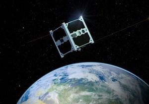 Новини космосу - космічне сміття - новини науки: Першому естонському супутнику вдалося  ухилитися  від російського космічного сміття