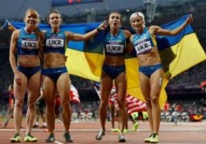 Легкая атлетика. Сборная Украины огласила состав на чемпионат мира
