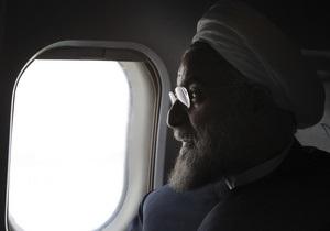 Іранське інформагентство внесло поправки: Рухані не закликав до знищення Ізраїлю