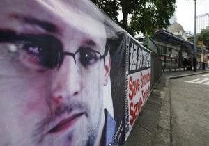 Сноуден - Wikileaks вітає рішення російської влади
