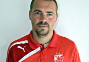 UEFA дисквалифицировал тренеров Црвены Звезды на матч в Одессе