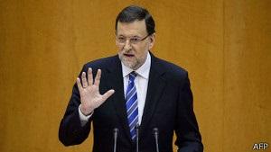 Іспанський прем єр назвав звинувачення в корупції  брехнею та маніпуляціями