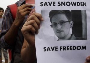 США офіційно не просили від Росії екстрадувати Сноудена