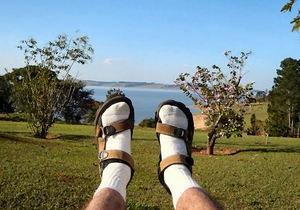 Опитування - модне непорозуміння - шкарпетки