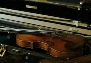 Скрипку Страдіварі знайшли через три роки після викрадення