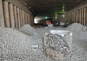 Київ - Поштова площа - Довгоочікуваний тунель на Поштовій у Києві відкриють 8 серпня, але лише в один бік