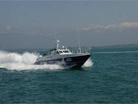Рибалки - Азовське море - прикордонники - Стосовно вцілілого після аварії в Азовському морі рибалки порушили кримінальну справу
