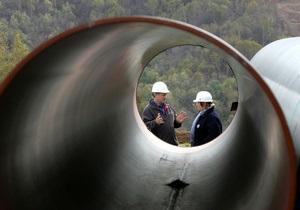 Низкое качество: Shell будет добывать сланцы в Украине без использования отечественных труб