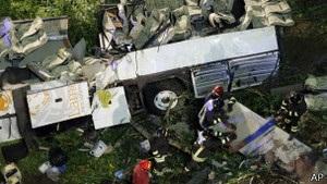 Автокатастрофа в Італії: щонайменше 38 загиблих