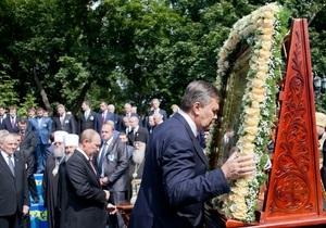 1025-річчя Хрещення Русі - Янукович - Путін - Річниця хрещення Русі: молебень, протести, затримання, побиття. Хроніка подій