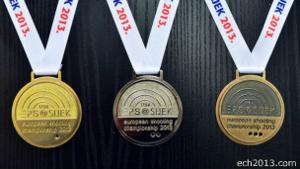 Українки вибороли золото на чемпіонаті Європи зі стрільби
