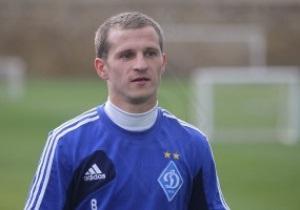 Алієв не робить трагедії з гри за дубль Динамо