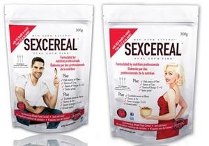 Сексуальні мюслі - Упаковки мюслі для чоловіків і жінок