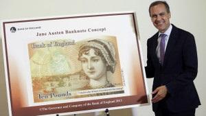 Новини Великобританії - Почуття і розум: Остін замінить Дарвіна на банкноті у £10