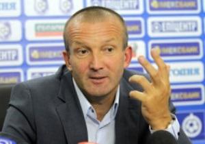 Тренер Черноморца приехал в Молдову за победой