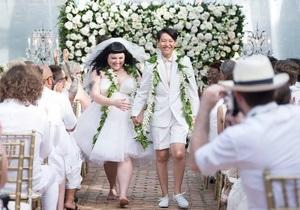 Бет Дітто вийшла заміж