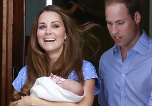 CNN - первісток - Кейт Міддлтон - принц Вільям