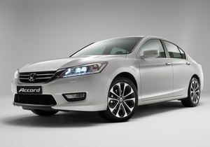 Тест-драйв -  Honda Accord - Peugeot 508