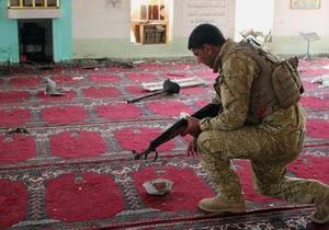 В Іраку під час подовженої молитви підірвали чотири мечеті, є загиблі