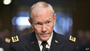 Американський генерал назвав ризики втручання США в Сирію