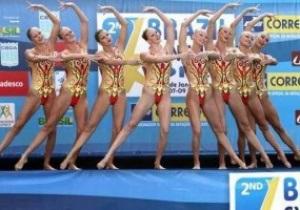 Украинские синхронистки выиграли бронзу на чемпионате мира