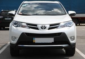 Тест-драйв Toyota RAV4