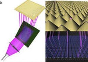 Новини науки - новини фізики: Американські фізики створили принтер мікросхем