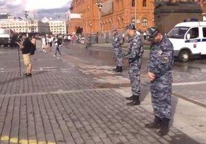 Росія - Навальний - суд - Манежна площа - протести