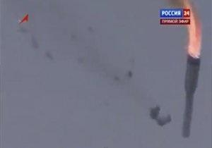 Новини Росії - аварія протона: Протон впав через неправильно встановлені датчики
