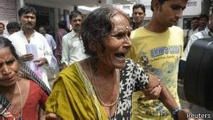 В Індії протестують через отруєння та смерть дітей
