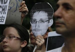 Сноуден - Washington Post