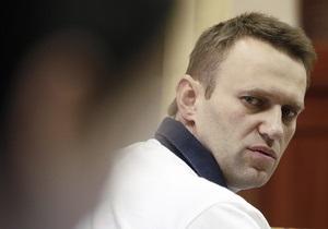 Росія - вибори мера Москви - Навальний