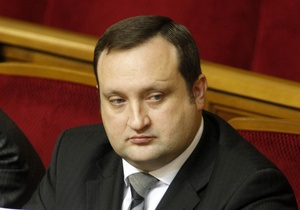 Арбузов - Кабмін - Увійшов у роль. Арбузов віддав перші доручення на посаді тимчасового глави Кабміну