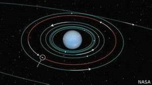 Телескоп Хаббл відкрив новий супутник Нептуна