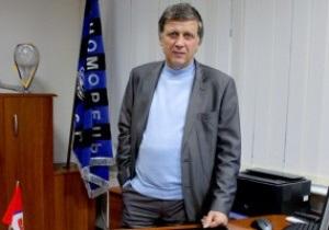 Гендиректор Чорноморця: Беркут застосував гумові кийки проти наших уболівальників