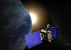 Російський військовий супутник впав у Китаї