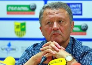 Тренер Металлиста: Сейчас клуб ведет много переговоров