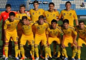 Молодіжна збірна України зіграє два матчі у Львові