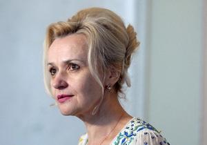 Ірина Фаріон - ВО Свобода - Фаріон зізналася, що закохана в політика