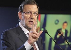 Новини Іспанії - Опозиція Іспанії вимагає відставки прем єра