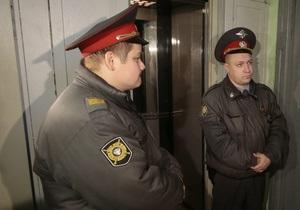 Московська поліція затримала передбачуваного винуватця ДТП під Подольськом