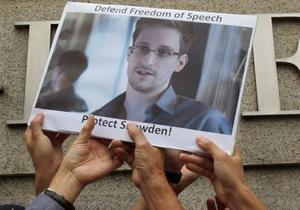 Справа Сноудена вийшла на найвищий політичний рівень - DW