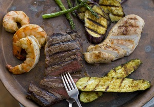 Літнє барбекю - гриль - рецепти
