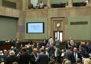 Волинська трагедія - Польща - Польський сейм прийняв компромісний варіант заяви щодо Волинської трагедії
