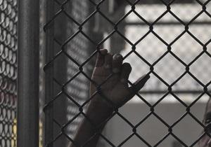 Каліфорнія - в язні - голодування