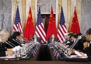 США - КНР - Сноуден